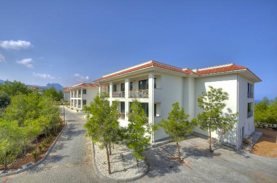 Esentepe, Cyprus: Hotel Rooms