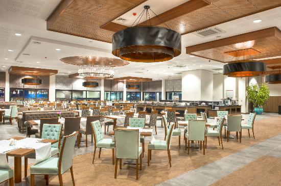 Esentepe, Cyprus: Carob Island Restaurant