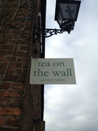 Tea on the Wall