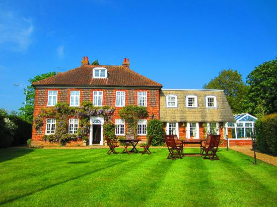 Sherbourne House Hotel Norfolk Attleborough