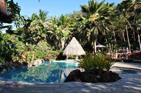 Malolo Island Resort: the adult pool