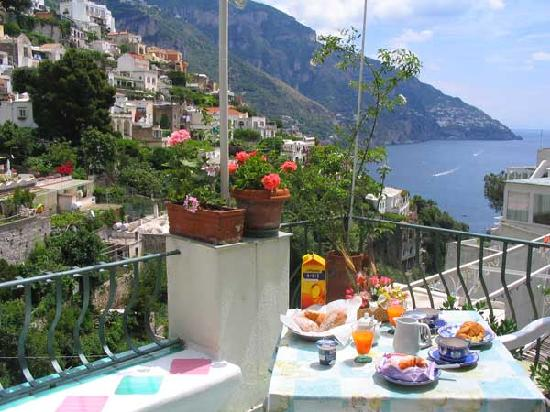 Venus Inn B&B Positano: Bed & Breakfast Positano