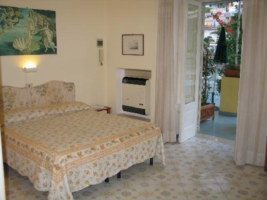 Venus Inn B&B Positano: rent a room Positano