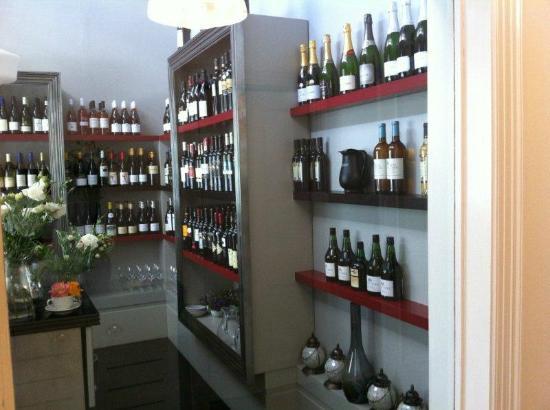 The Robertson Small Hotel : Rubens Wine Cellar