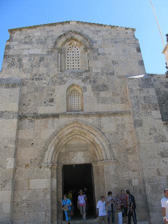 Church of Saint Anne : la facciata esterna