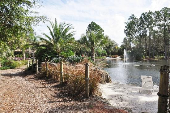 Champions World Resort: Nature Park
