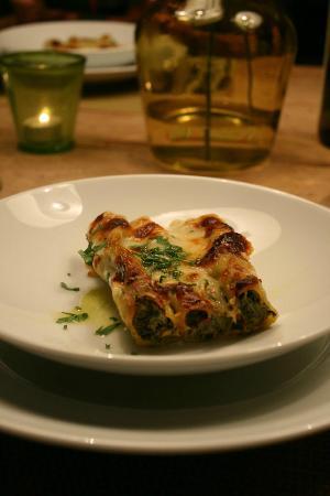 Domenico's Cooking: Cannelloni ripieni