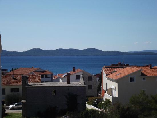 Villa Gravic: Sea view, balcony