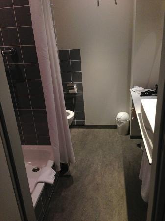 Superbude Hotel Hostel St.Georg: Bathroom