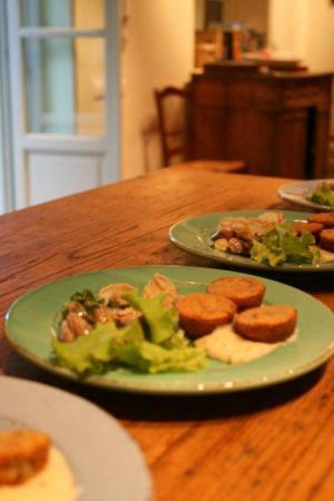Domenico's Cooking: Cena presso Villa il Fonte, meravigliosooo