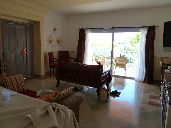 Paradisus Rio de Oro Resort & Spa: Our room