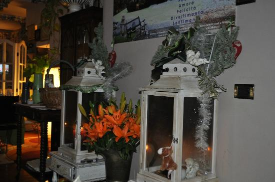 Bed & Breakfast Maison Maggy: le mie amate lanterne