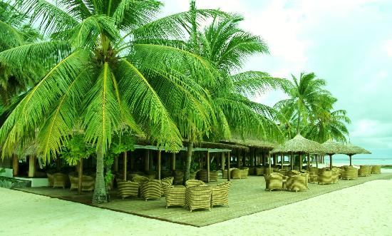 Alimatha Aquatic Resort: ........