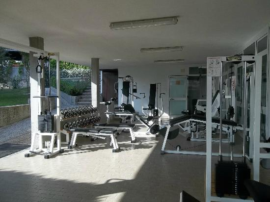 Outdoor gym area picture of hotel garden garda tripadvisor