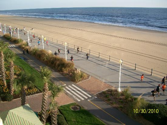 Springhill Suites Virginia Beach Oceanfront Va Boardwalk
