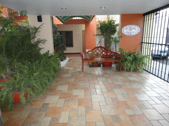 Anturium Hotel: ENTRADA