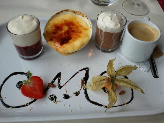 Les Gens de Mer : Café gourmand !!!