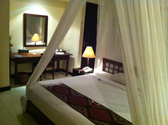 Bhanuswari Resort & Spa: Habitacion