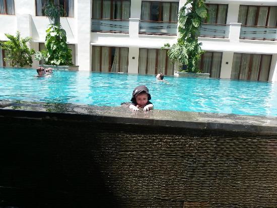 Aston Kuta Hotel & Residence: main pool