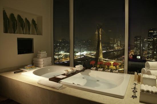 Grand Hyatt Sao Paulo: Banheira - Suíte Presidencial