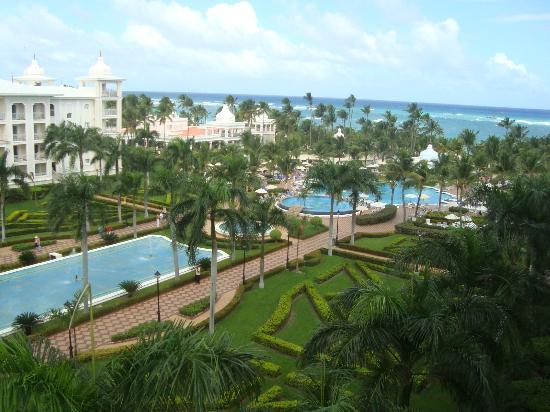 Hotel Riu Palace Punta Cana: Vue de la Chambre de jour