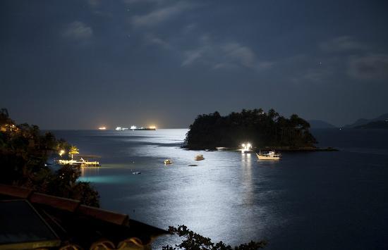 Barra do Piuva Porto Hotel: Ilha das Cabras