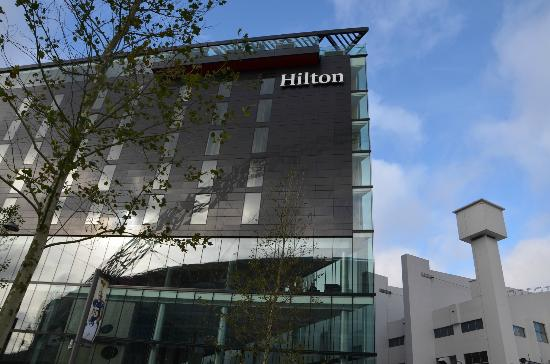 Hilton London Wembley: Hotel frontage