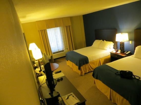 Holiday Inn Express Crystal River: Kamer