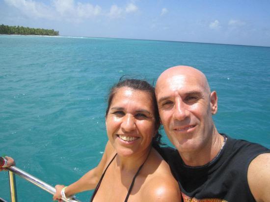 Iberostar Dominicana Hotel: De paseo hacia la isla Saona