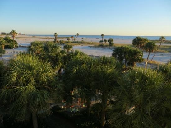 South Beach Condo/Hotel: vanaf het balon