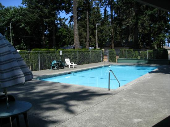 Salmon Point Resort RV Park & Marina: Pool