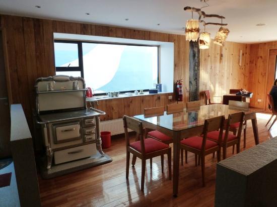 Ilaia Hotel : Comedor