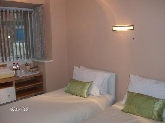 Aparthotel Blackpool: Standard Double with King Bed