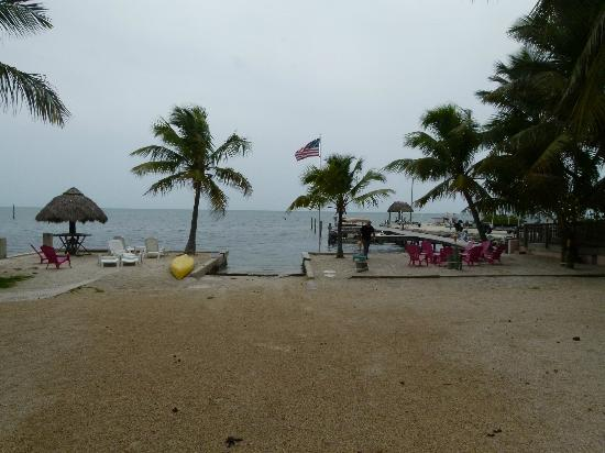 Sands of Islamorada Hotel: Ocean view