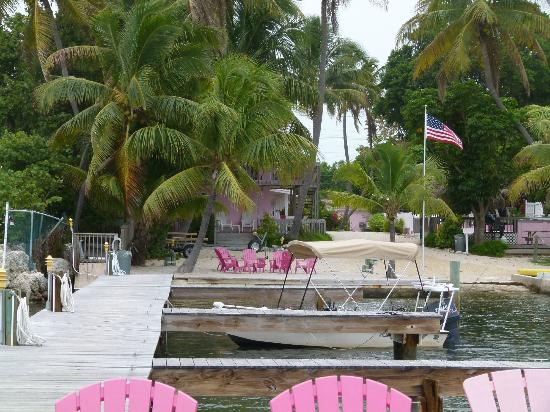 Sands of Islamorada Hotel: Boat ramp