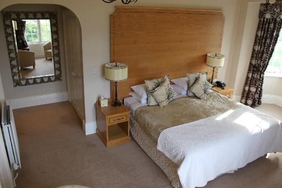Lyzzick Hall Hotel : Bedroom ( Catbells )