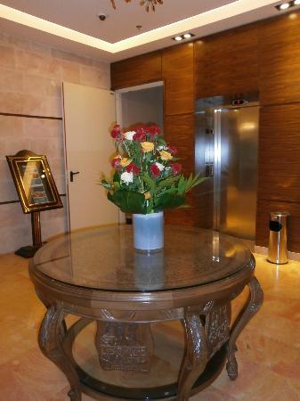 St. George Hotel Jerusalem: Sala