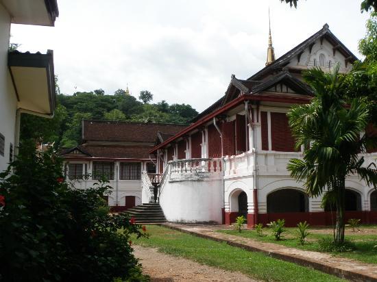 Royal Palace Museum  Luang Prabang, Laos - Picture of ...