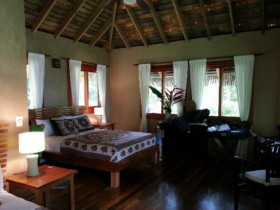 Copa de Arbol Beach and Rainforest Resort: Bungalow