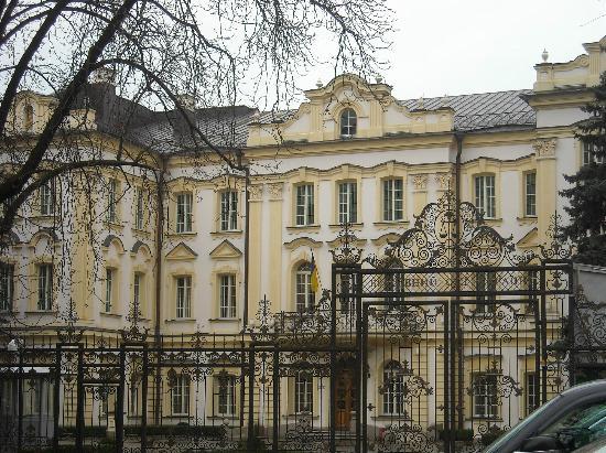 Klovskiy Palace
