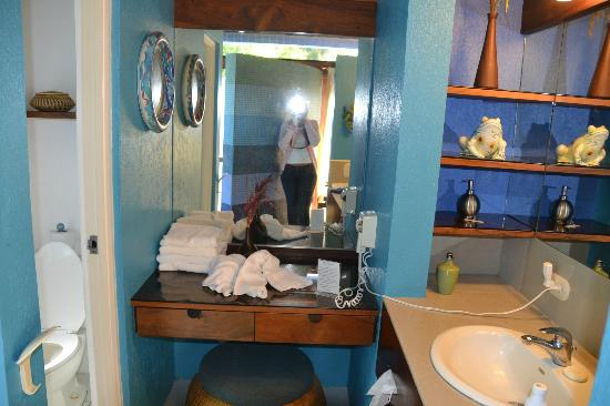 Xandari Resort & Spa : bathroom