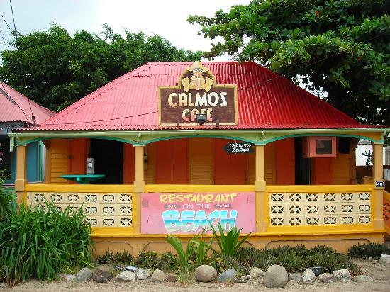 Calmos cafe grand case restaurant reviews phone number photos tripadvisor - Restaurant boulevard saint martin ...