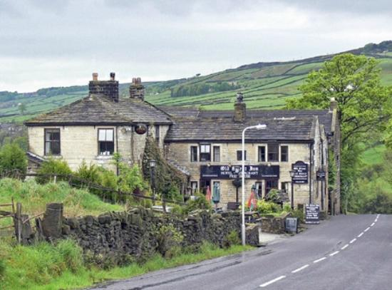 Stanbury, UK: Old Silent Inn