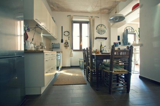 Casa del Cuore : casa cucina