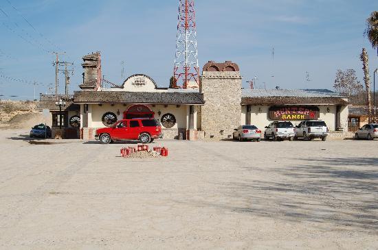 Ciudad Acuna, Mexico: Boys Town