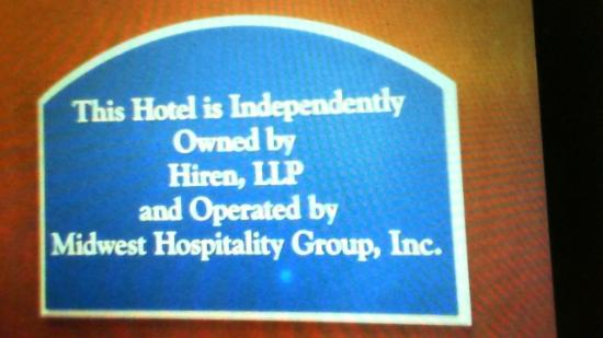 Holiday Inn Aurora North- Naperville: people who own and run this