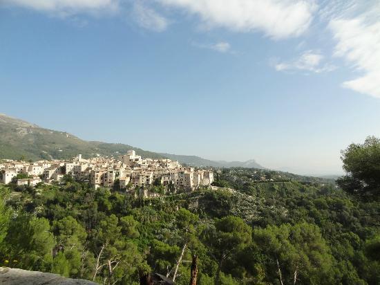La Bastide Saint Christophe : Town nearby