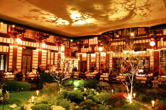 Restaurants In Sycamore Gardens