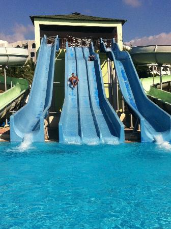 Holiday Village Manar: water slides
