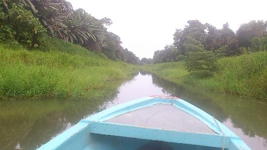 Casa Grande: canal